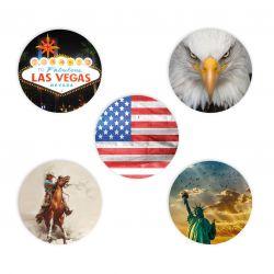 Juego de pegatinas Freestyle Libre - USA